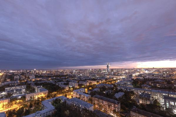 Из шикарных квартир будут открываться не менее шикарные виды на город