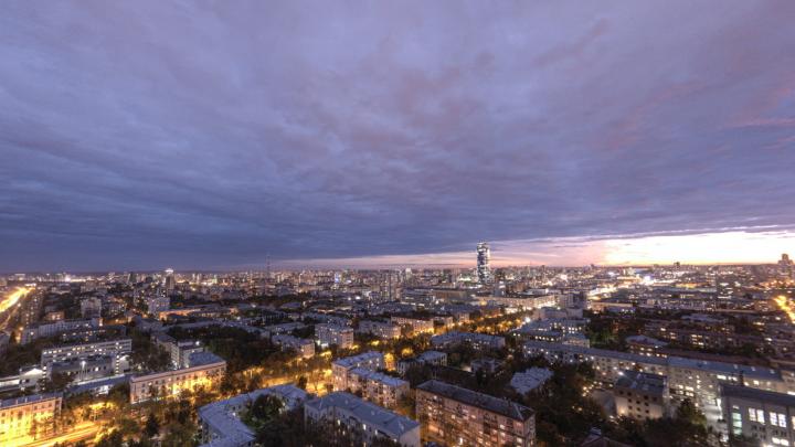 Жизнь как в сказке: в центре Екатеринбурга выставили на продажу шикарные квартиры с видом на город
