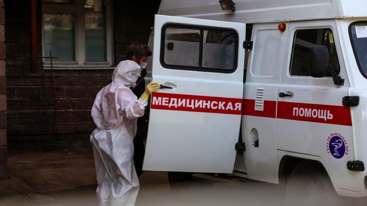 Еще 196 новых случаев COVID-19 выявили в Ростовской области