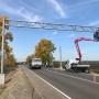 На дорогах Югры появятся 7 пунктов контроля за габаритными грузовиками