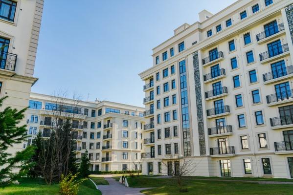 Квартал Жуковка полностью построен, вы получаете ключи сразу после покупки