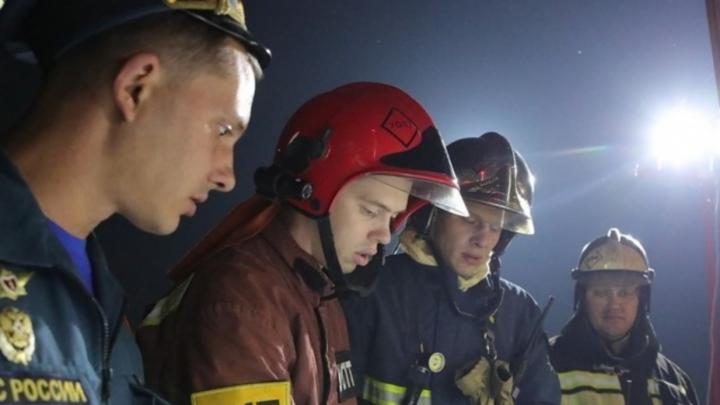 Почти 50 человек пострадали при пожарах на Дону. Голубев пообещал компенсации