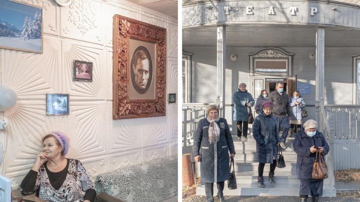 «Это подлинная Россия»: известный фотограф снял атмосферный репортаж из красноярской глубинки