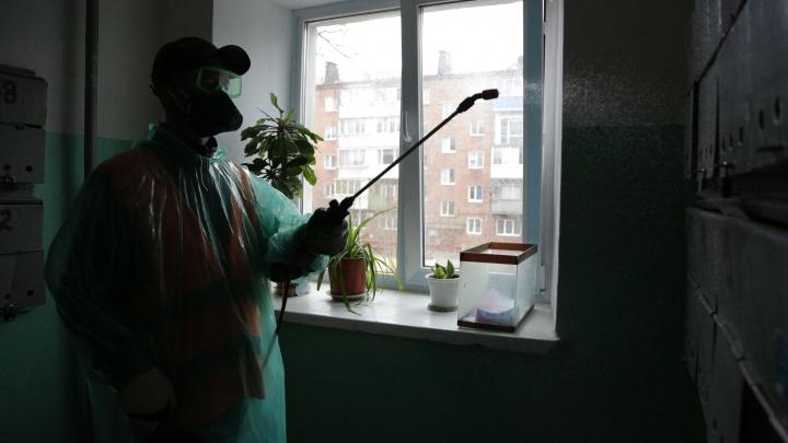 Омичка, живущая в одном подъезде с заболевшим коронавирусом ребёнком, рассказала о карантине