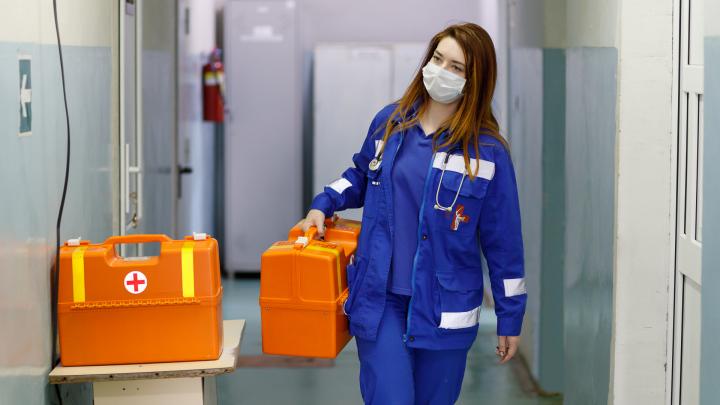 В больницах — 3319, дома — 4822: смотрим все цифры о коронавирусе в Волгоградской области