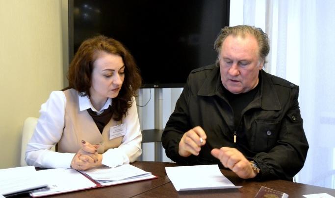 Бизнес Жерара Депардье признали пострадавшим от коронавируса, но ему это не нужно