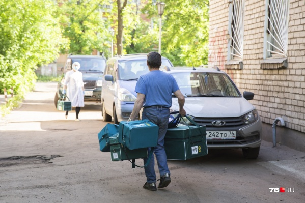 В Ярославской области почти 2000 человек сидят на карантине из-за коронавируса