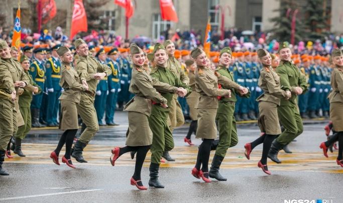 «Тендеры разыграны, подрядчики найдены»: что с парадом Победы в Красноярске