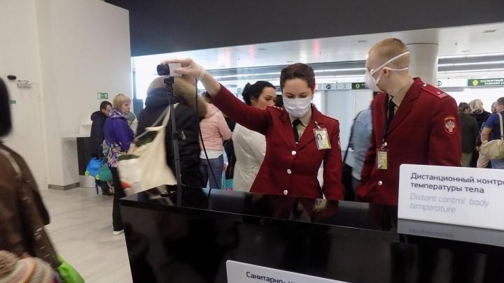 Из-за опасности коронавируса в Стригино усилили проверки