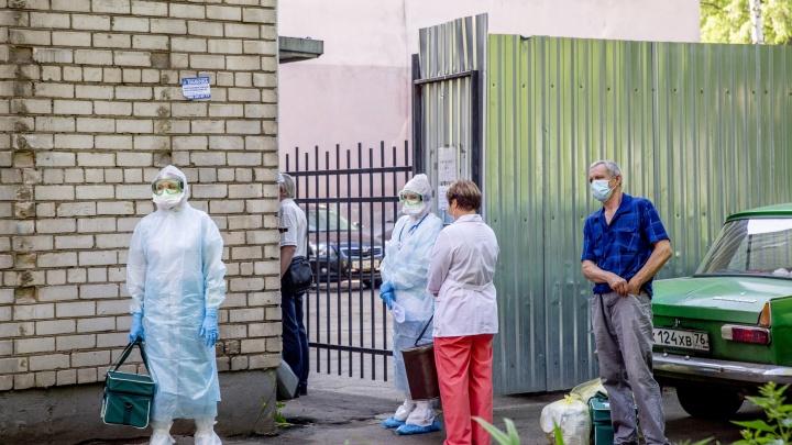 Продолжаем заражаться: за сутки в Ярославской области ещё 40 человек заболели коронавирусом