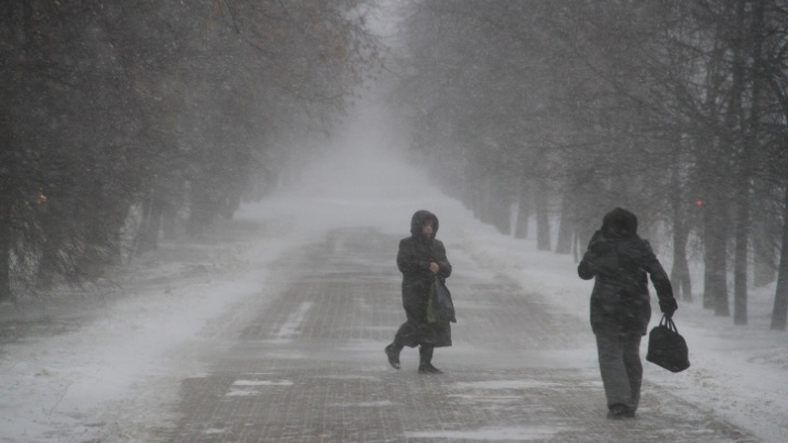 На Башкирию надвигается буря