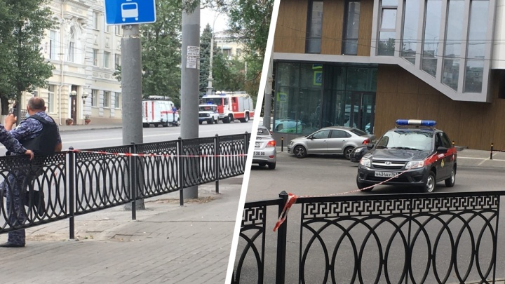 Из-за сообщения о бомбе эвакуировали суд Пролетарского района в Ростове