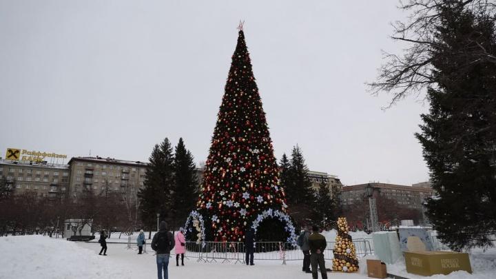 Задержатся ли морозы в новогодние выходные в Новосибирске— сравниваем прогнозы