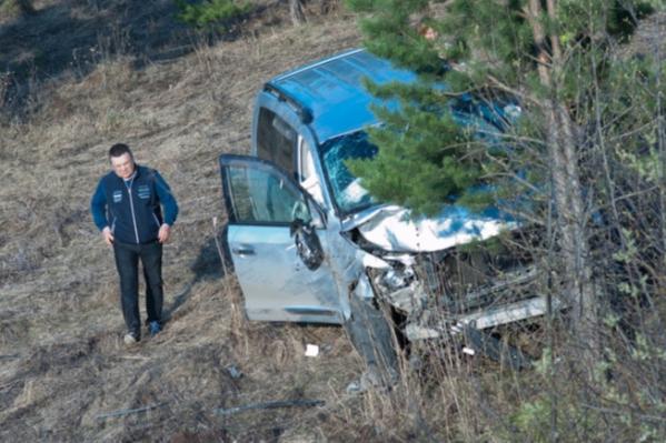 Юрия Мовшина осудили за аварию, которая произошлана трассе Кемерово — Яшкино в апреле 2016 года