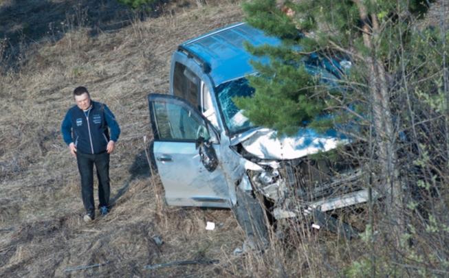 Экс-глава ГИБДД Кузбасса, сбивший насмерть трёх красноярских мотоциклисток, вышел на свободу досрочно