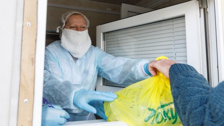 В больнице № 25 вместе с пациентами закрыли сосудистое отделение: хроники COVID-19 в Волгограде