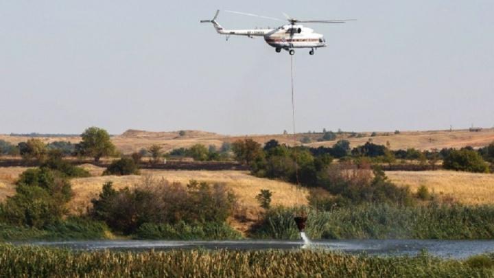 Эвакуации населения и гибель лесов — в Волгоградской области считают ущерб от степных пожаров