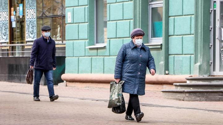Карта заражений: на Автозаводе зарегистрировано в 3,5 раза больше заболевших, чем в Приокском районе