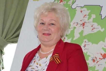 Маргарита Новикова много лет работает в госструктуре