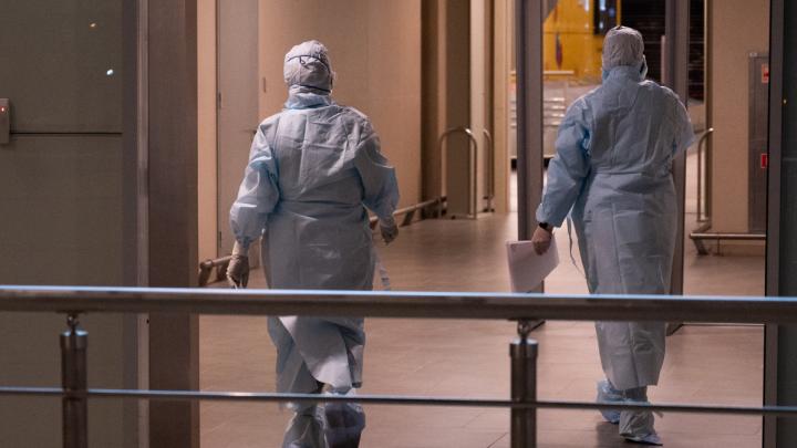 Реанимацию детской горбольницы Новочеркасска закрыли на карантин