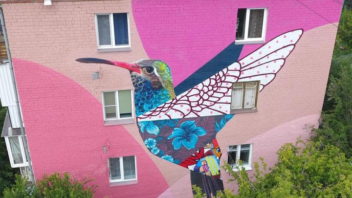 Наталья Котова рассказала, что Челябинску даст победа в голосовании за проведение фестиваля граффити