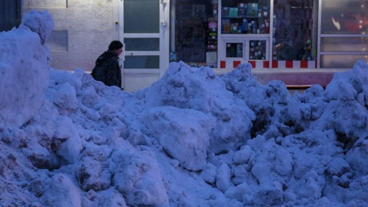 «В администрациимне сказали, им наплевать»: уфимцы жалуются на снежные дороги и хамство чиновников