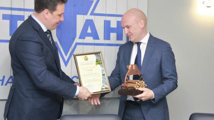 ГК «Титан» и «Лесозавод 25» признали лучшими предприятиями лесного комплекса Архангельской области