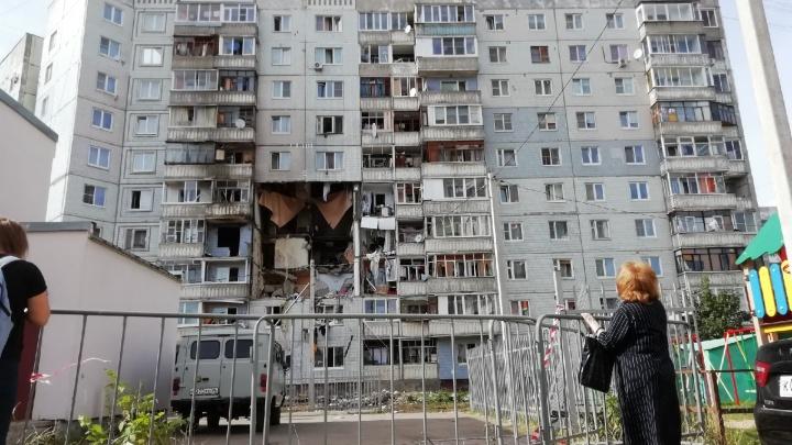 В одном жить можно: губернатор рассказал, что будет с тремя подъездами взорвавшегося дома