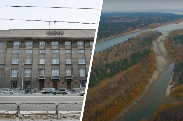 Сейчас Медвежий остров полностью находится в ведении Новосибирского района