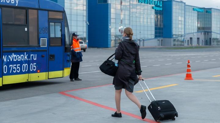 В Волгоградской области резко увеличилось количество приезжих