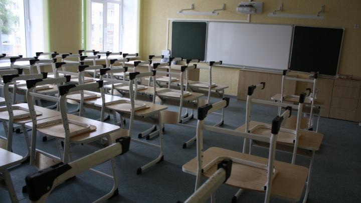 Свердловские власти до конца недели решат, что делать со школьниками