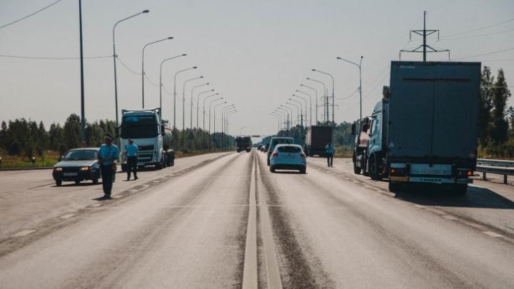 Тюменские водители с начала года просрочили оплату штрафов на 135 миллионов рублей