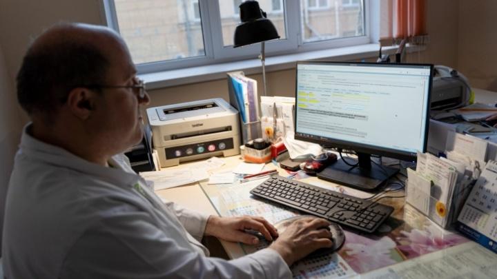 Сбой в электронной системе парализовал работу челябинских больниц и поликлиник