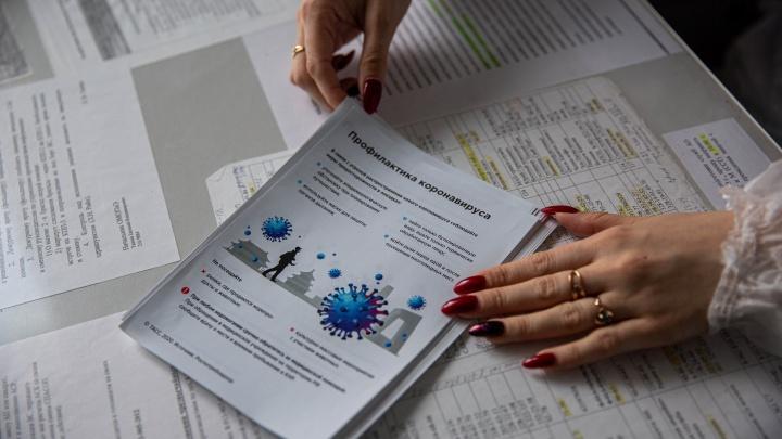 Новосибирские лаборатории отчитались о количестве сделанных тестов на коронавирус за сутки
