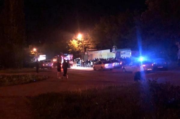 В аварии, виновником которой стал подросток, пострадали два человека и несколько автомобилей