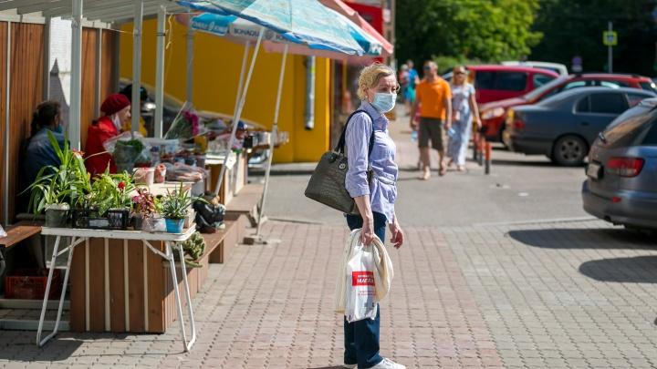 В Красноярском крае зафиксированы еще 152 случая коронавируса. Семеро умерли