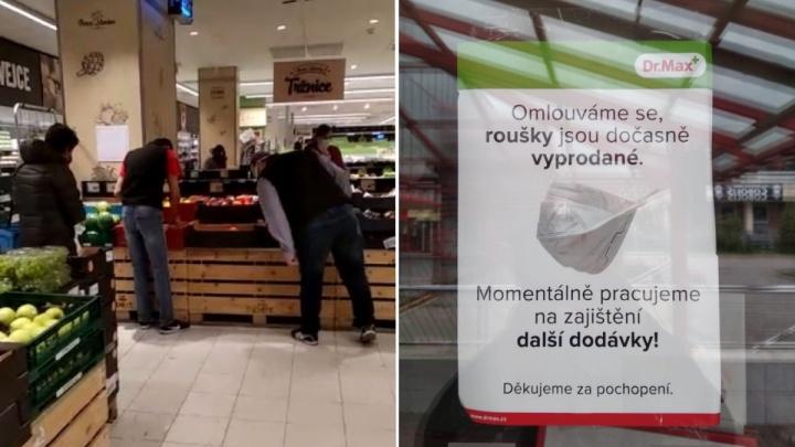 За то, что вышел на улицу без маски, штраф 60 тысяч: уралец — о ситуации с коронавирусом в Чехии