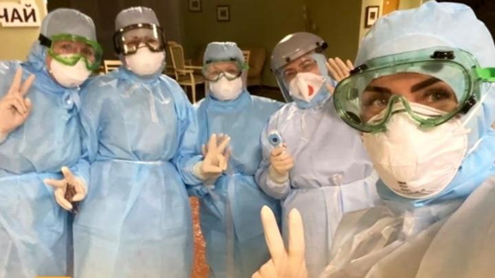 «Мы готовы к бою»: тюменские медики рассказали о своей работе в разгар борьбы с коронавирусом