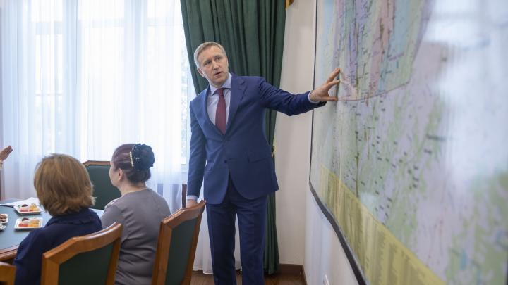 Глава НАО Юрий Бездудный заявил об отсутствии плана по объединению округа с Архангельской областью