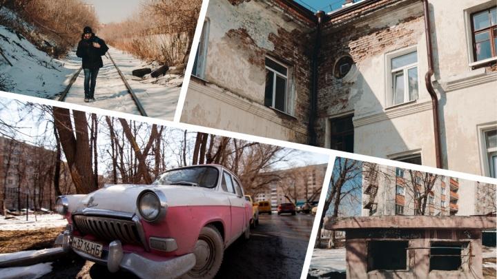 Подземные бункеры, кости красноармейцев и красивые сталинки: что можно найти в районе улицы Щорса
