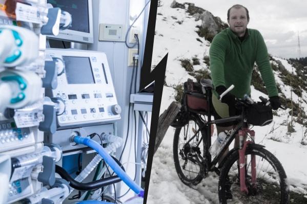 Даниил Тлисов скончался сегодня в Коммунарке. В начале апреля он получил положительный тест на коронавирус