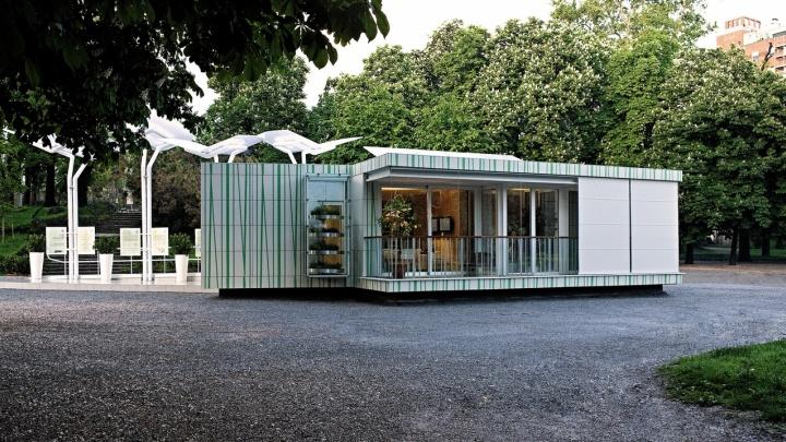 Центр по развитию Волгограда показал антикоронавирусный дом