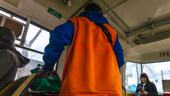 В Самаре кондуктора уволили за пьянство на работе