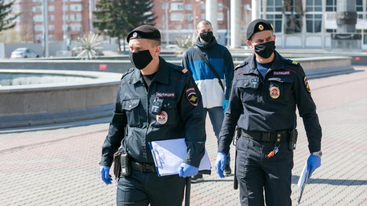 В Самарской области увеличили число патрулей для проверки режима самоизоляции