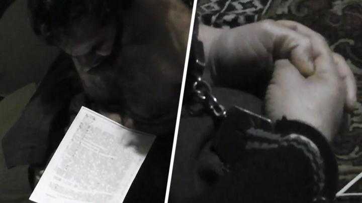 В Ростове на Темернике задержали террориста