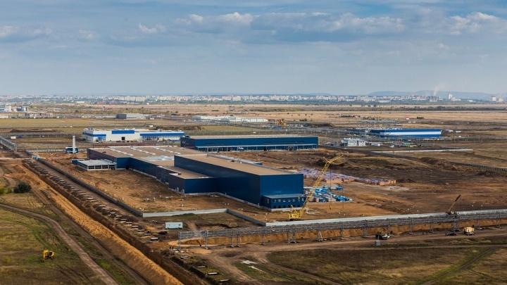 В Тольятти начали строить железнодорожную ветку к особой экономической зоне
