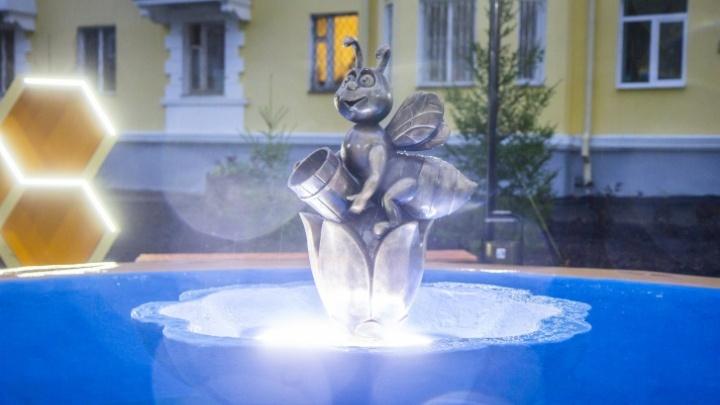 Уфимец — о «колхозном» арт-объекте: «Сколько местные власти потратили на реставрацию фонтана?»