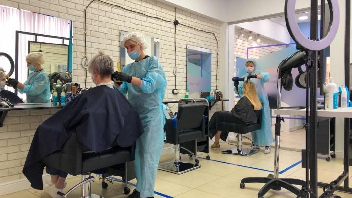В Ростове после затяжной самоизоляции начали открываться салоны красоты. Вот история одного из них