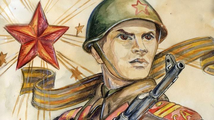 «Радио Дача» подарит призы за детские рисунки на тему победы в Великой Отечественной войне