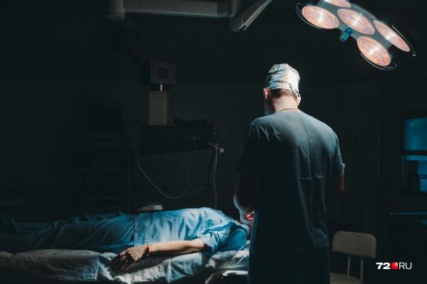 """Операция прошла во взрослом лор-отделении областной клинической больницы <nobr class=""""_"""">№ 2</nobr>"""